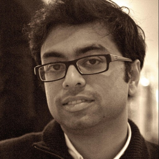 Author's thumbnail (Sudeep Das)